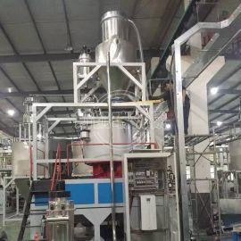 全自动计量称重供料系统 自动配料混料、输送集尘系统