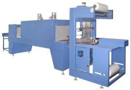 半自动热收缩膜包机, 半自动套膜封口热收缩包装机