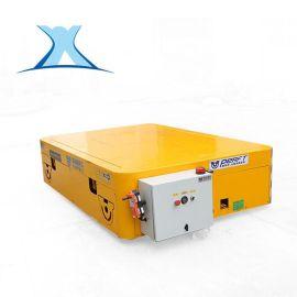 热销/定制蓄电池无轨电动平车模具搬运车台车无线遥控胶轮平板车