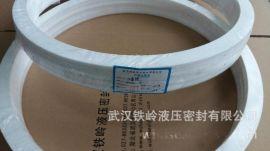 武汉厂家四氟垫片DN400 430x480x5法兰厂家直销非标定制规格全
