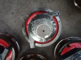 φ250单边车轮组 主动车轮组 角箱轮