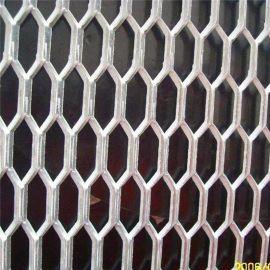 金属拉伸钢板网 不锈钢钢板网 镀锌板钢板网