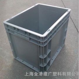 小號塑料周轉箱,加厚EU塑料物流箱