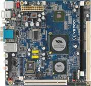 威盛Mini-ITX主板(VB7001)