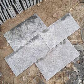 厂家直销 绿石英蘑菇石 绿色背景墙文化石 蘑菇石文化石 批发定制