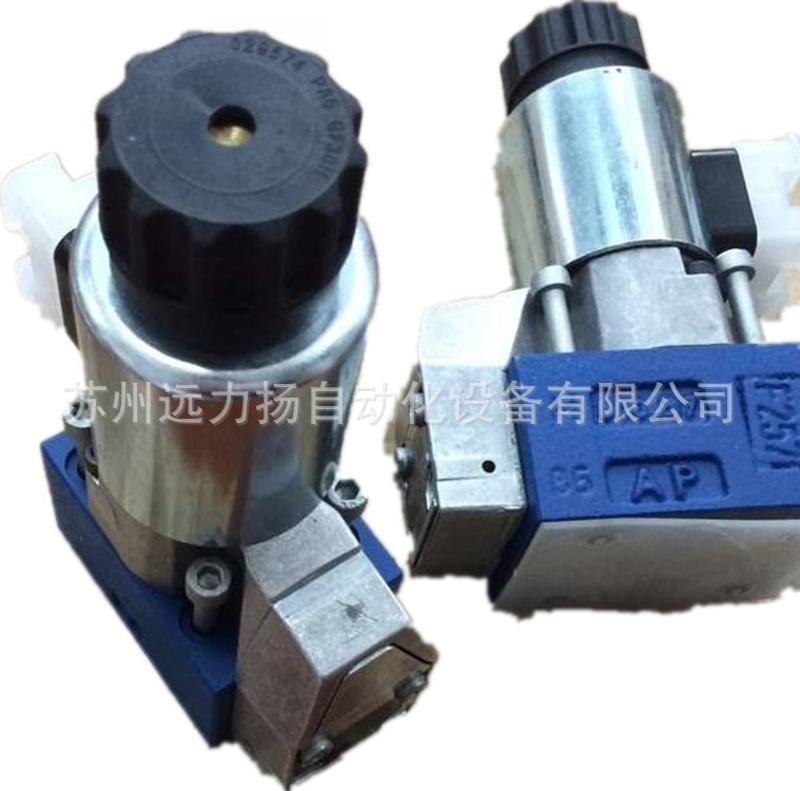 力士乐电磁溢流阀DBW20B2-52/3152-6EW230N9K4