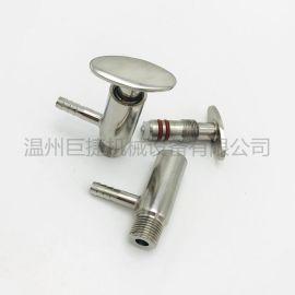 304 316L不锈钢采样阀 4分螺纹取样阀价格