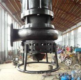 江淮 新型自动搅拌耐磨抽砂泵潜水砂浆泵
