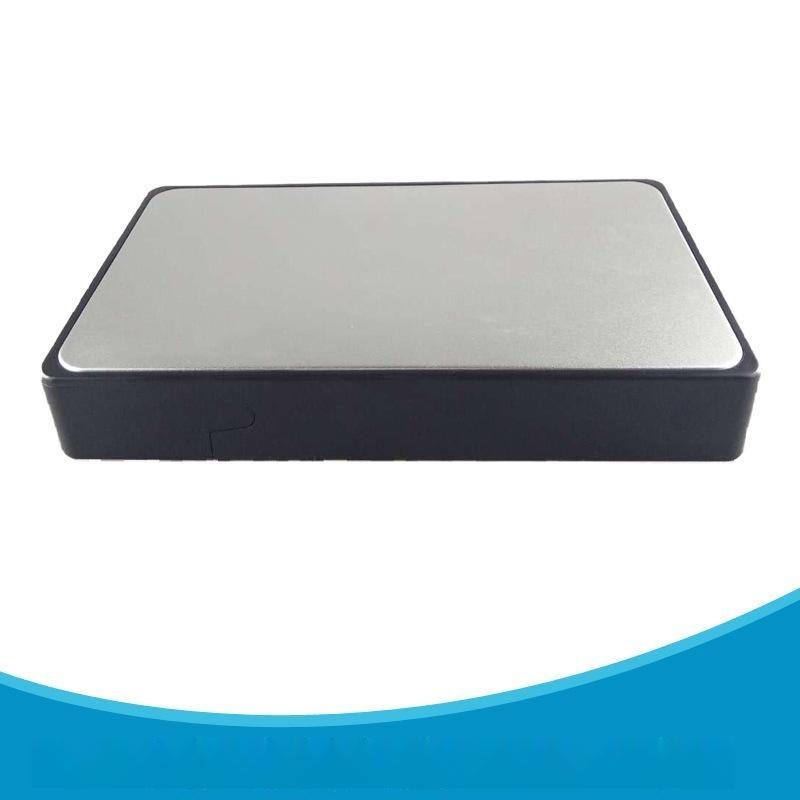 厂家直销3.5寸移动硬盘盒子极速USB3.0串口SATA外置铝合金硬盘盒
