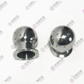 厂家直销快装喷淋球 固定清洗球 快装固定清洗球 不锈钢清洗球