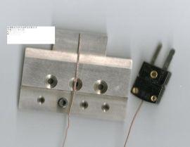 专业代加工钛合金热压头深圳亿思发科技