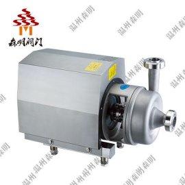 卫生泵, 不锈钢离心泵, 药液泵 (SMWSB)