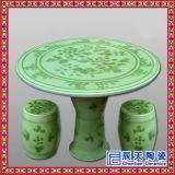 供应家饰用品陶瓷 桌凳摆件 陶瓷桌凳价格