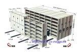 钢制手动电动智能文件柜密集架铁皮移动档案资料密集架生产厂家