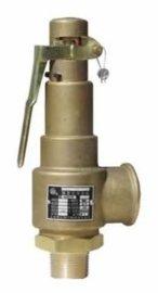 A28W黄铜弹簧全启式安全阀