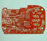 6層雙面沉金紅油PCB板
