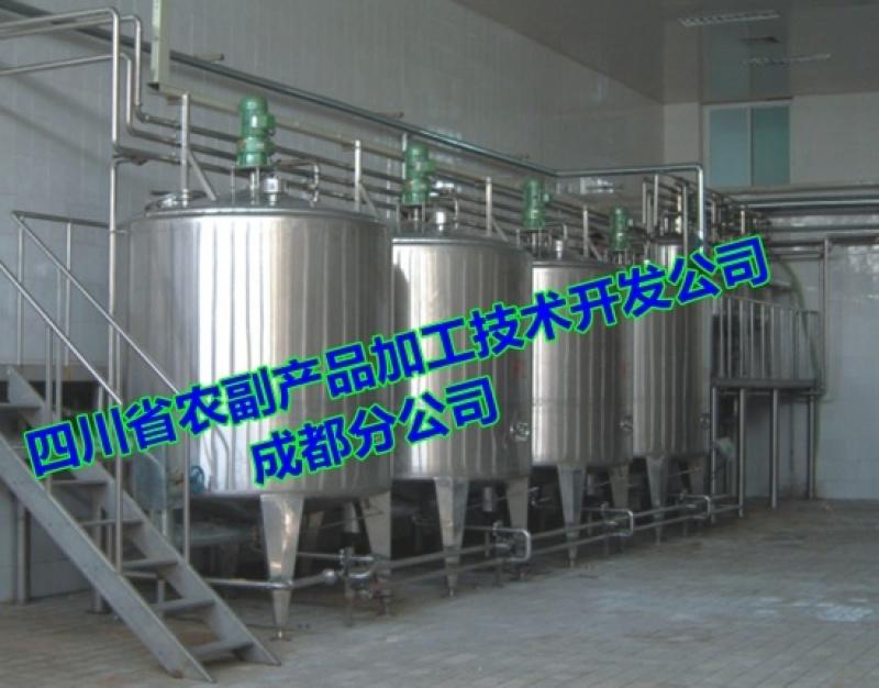 速溶枇杷晶设备,枇杷固体饮料生产线