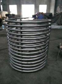 中国钛谷宝鸡厂家  钛盘管定制换热器