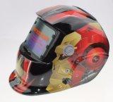 電焊面罩安全透氣自動變光焊帽面罩