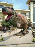 巨型霸王龙恐龙模型出租仿真恐龙展租赁公司田鸣