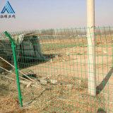 沟渠堤坝防护网/河道防落水围栏网