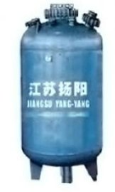 搪玻璃闭式贮罐