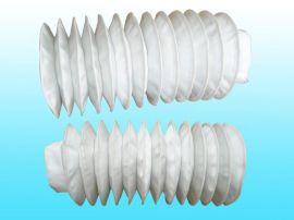 耐高温圆筒油缸防护罩 油缸保护套 三防布防尘罩