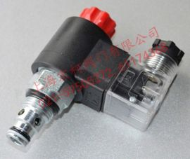 上海宏柯DHF08-228插装式电磁阀,DHF08-228L插装式电磁阀厂家
