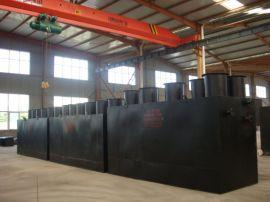 污水处理设备 采用地埋式不影响周边环境