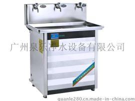 广西校园饮水机 不锈钢节能饮水台工厂开水器