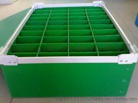 厂家直销 中空板塑料周转箱 防静电中空板周转箱