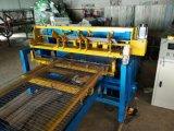 河北隆顺鸡笼网排焊机(可直接出鸡笼前盖不用扣笼口一次成型)