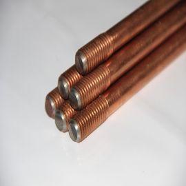 生产加工供应镀铜钢接地棒