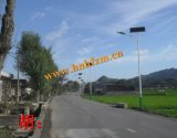 專供湖南衡南/祁東高亮度太陽能LED路燈燈具質保三年