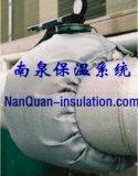 儀表保溫套Nansen儀表量身定做可拆卸式柔性隔熱保溫罩