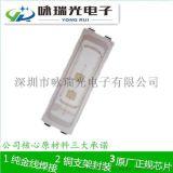 供应中功率led7020 0.5W红光灯珠