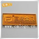 供应【门窗金属标牌】 铝、锌合金压铸 包邮