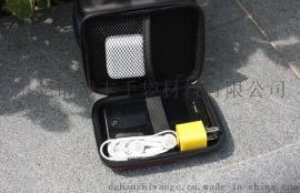 EVA耳机盒厂家 多功能收纳包时尚移动硬盘包2.5寸保护包数码配件盒子电源包耳机包