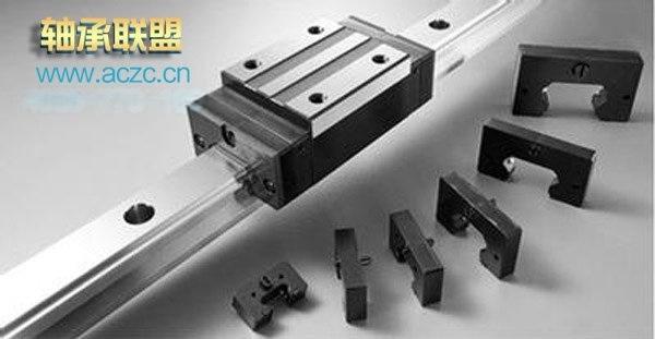 微型滾動摩擦直線導軌 軸承聯盟-品牌廠商一站式直銷