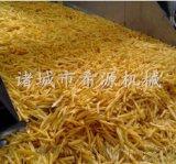 推荐使用 优质XY05薯片加工机器批发价格 希源牌连续油炸马铃薯加工机器