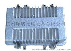 野外型CATV光纤放大器 野外型CATV 1550nm掺铒光纤放大器,EDFA, 输出光功率: 13~24dBm