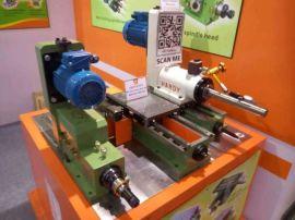 供应重庆四川湖南湖北台湾翰坤HARYD伺服钻孔攻丝动力主轴头SSD06