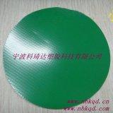 生产2.1米宽50米卷长PVC涂层夹网布,充气膜布