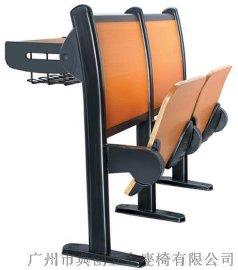 典创课桌椅学生课桌连排课桌椅阶梯教室课桌椅多媒体教室座椅 DC-301B