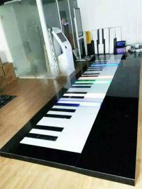 大型地板钢琴出租出售巨型钢琴设备展览