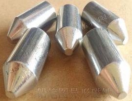 定制钕铁硼异形磁铁铅笔形强磁异形永磁
