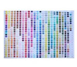 上海数字画颜料批发,可定做调色数字画颜料