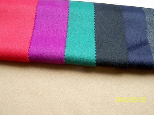 95%羊毛 短顺大衣呢 粗纺呢绒(02057)