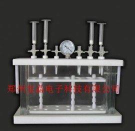 YGC-6B方缸一体式固相萃取仪|24孔固相萃取仪