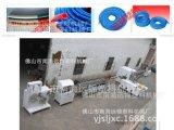 PVC网格管生产设备 包纱管挤出设备 纤维增强管生产设备